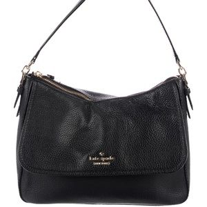 Pebbled leather Kate Spade NY Jackson St Colette
